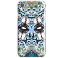 Melting Colors In Symmetry iPhone Case/Skin