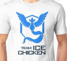 Team Ice Chicken Unisex T-Shirt