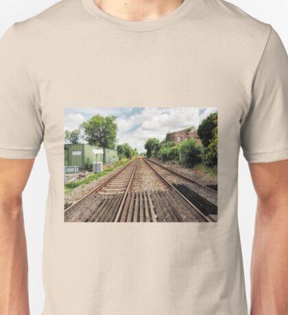 Making Tracks Unisex T-Shirt
