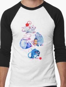 Sweet Rats Men's Baseball ¾ T-Shirt