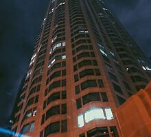 US Bank tower by Santamariaa