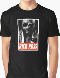 (MUSIC) Rick Ross Graphic T-Shirt