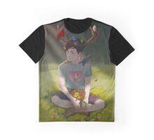 Majestic Phil Graphic T-Shirt