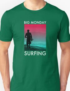 Big Monday Surfing Unisex T-Shirt