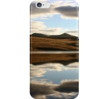 Reflection of the Pentland Hills, Scotland - Prints, Cases and More iPhone Case/Skin