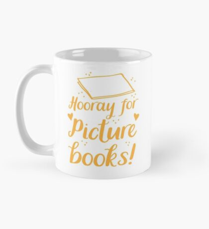 hooray for picture books Mug