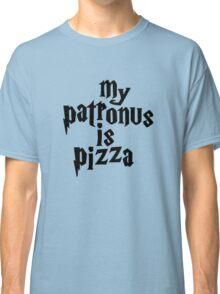 my patronus is a pizza Classic T-Shirt