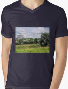 Rural Axminster Mens V-Neck T-Shirt