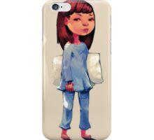 Pillow Girl iPhone Case/Skin