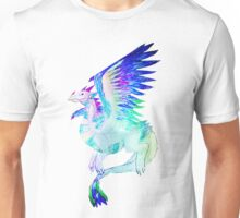 Feathered Dragon Opalite Unisex T-Shirt