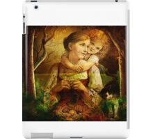 MOTHER AND ME 2 iPad Case/Skin