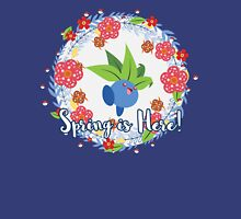 A Pokemon Spring is Here: Oddish Unisex T-Shirt