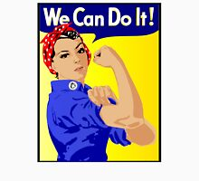 We Can Do It Feminist Women's Relaxed Fit T-Shirt