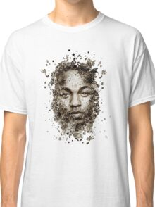 Kendrick Lamar Splatter  Classic T-Shirt