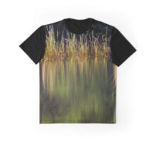 Blue Pool Reflections II Graphic T-Shirt