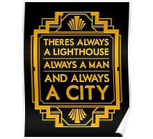 Always a Lighthouse Poster