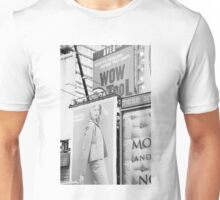 New York City Times Square 2000 Advertising Billboards Unisex T-Shirt