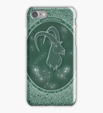 Capricornus - Zodiac earth sign iPhone Case/Skin
