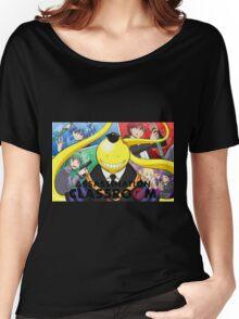 Korosense Assassination Classroom Women's Relaxed Fit T-Shirt