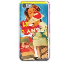 dreams of a hosewife iPhone Case/Skin