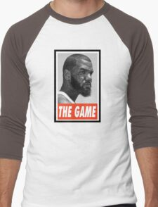 (MUSIC) The Game Men's Baseball ¾ T-Shirt