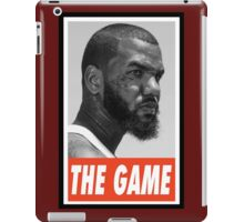 (MUSIC) The Game iPad Case/Skin