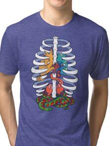 Monster guts Tri-blend T-Shirt