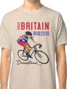 Olympics Great Britain Cycling Classic T-Shirt