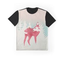 oh deer, what the bug?! Graphic T-Shirt