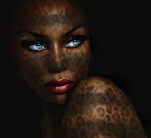 Blue Eyes Dark by AngieBraun