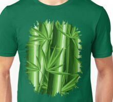 Bamboo Jungle Zen Unisex T-Shirt