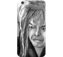 Jareth - Labyrinth iPhone Case/Skin