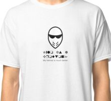 Encoded Stig-Ma Classic T-Shirt