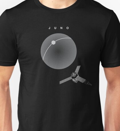 MISSION JUNO: NASA Space Probe  Unisex T-Shirt