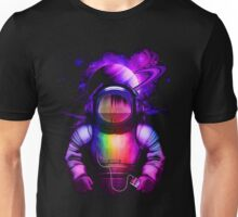 Music in space Unisex T-Shirt