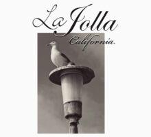 La Jolla Beach Seagull Kids Tee