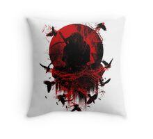 Ninja Clash Throw Pillow