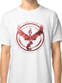 Pokemon Go: valor   Classic T-Shirt
