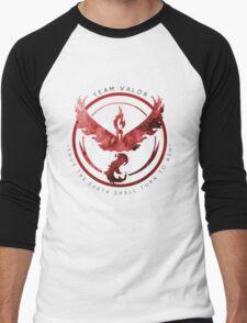 Pokemon Go: valor   Men's Baseball ¾ T-Shirt