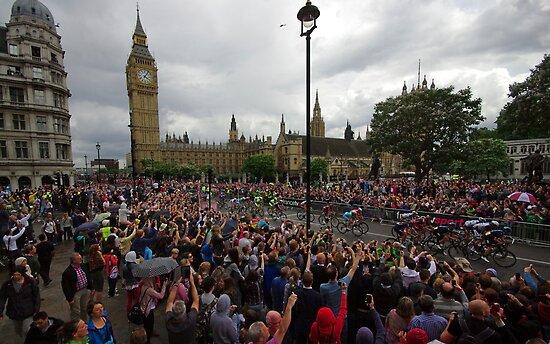 Tour de France à Londres by berndt2
