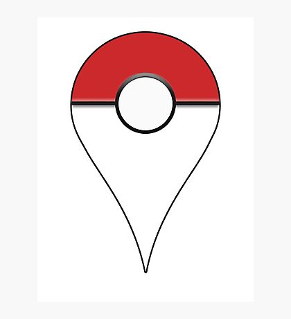 Pokemon Go Photographic Print