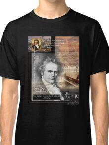 mozart beetoven Classic T-Shirt