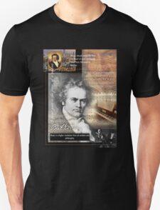mozart beetoven T-Shirt