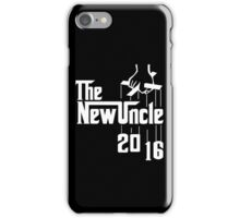 The New Uncle 2016 iPhone Case/Skin