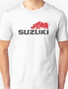 Suzuki Rhino Grey Unisex T-Shirt