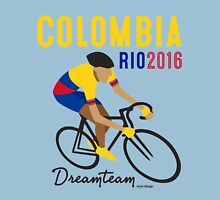 Olympics Colombia Cycling Unisex T-Shirt