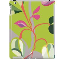 Spring Pink Flowers iPad Case/Skin