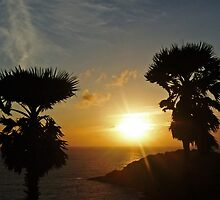 Phuket Sunset 01 by DarthIndy