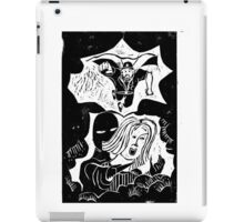 Historicity - Cyclone to the rescue iPad Case/Skin