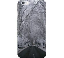 Snow Tunnel iPhone Case/Skin